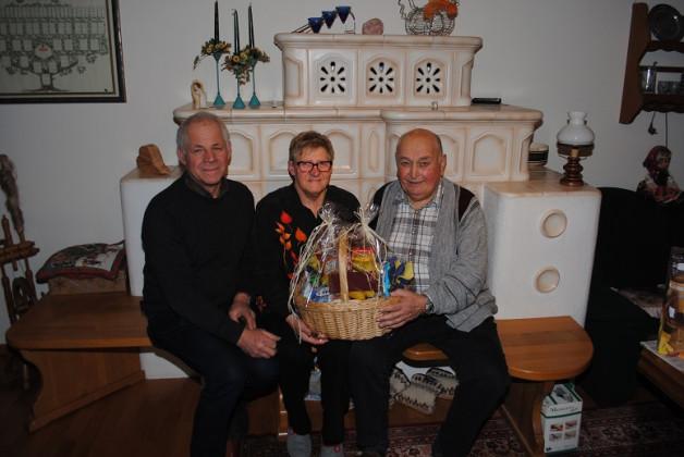 Goldene Hochzeit Waltraud + Erwin Berger