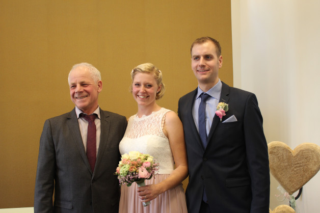 Standesamtliche Trauung Navina Appelmann & Philipp Berger